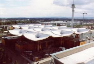 Abb. 7: Expodach, Hannover