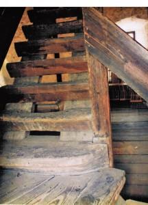 Die Stufen 3-4-5 stammen aus dem Bestand