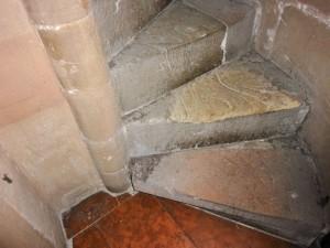 Treppenantritt