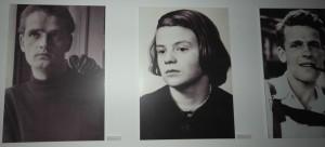 Hans+ Sophie Scholz 22.Feb 1943 morgens 11.Uhr zettel geworfen 22.Uhr hingerichtet - Kopie