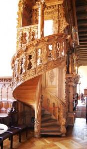 Treppe im Rathaus von Bremen