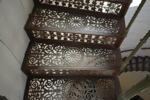 Stufen mit durchsicht sind heute noch unpopulär
