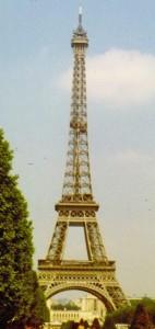 Eifelturm ,Paris, Weltausstellung 1889