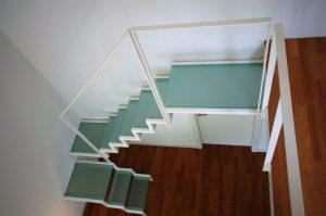 Treppenaufsicht, Baujahr 2009