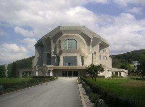 5 Goetheanum gut - Westfasade