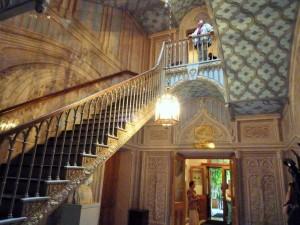 Ansicht, Erdgeschoss zum Obergeschoss