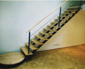 In den 1990er Jahren wurde die Bauweise schlichter und Stahl wurde gerne wieder Verlangt